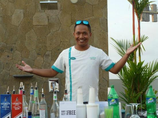 The ONE Legian: Wyan Poolside Staff