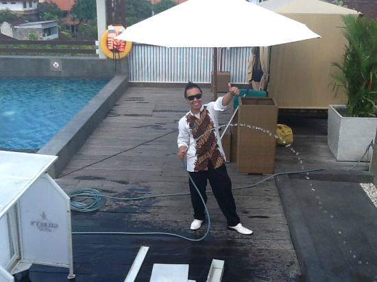 The ONE Legian: Oyke Poolside Staff