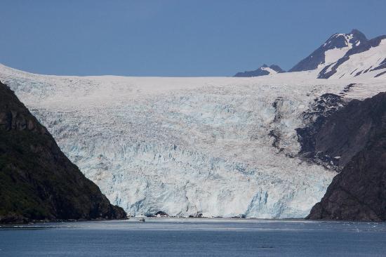 Holgate Glacier, July 2012