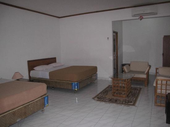 Hotel Indrakila: VIP Room