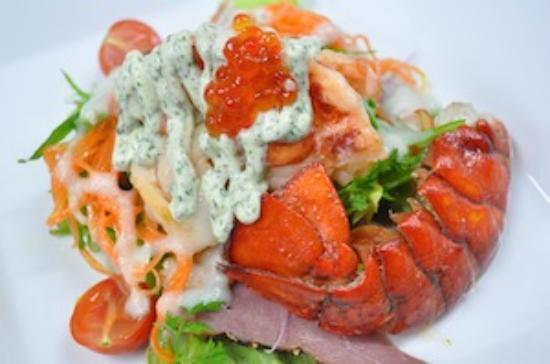 Auberge Meson: お料理の一例