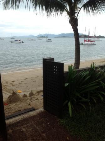 Villa Tanamera: sea