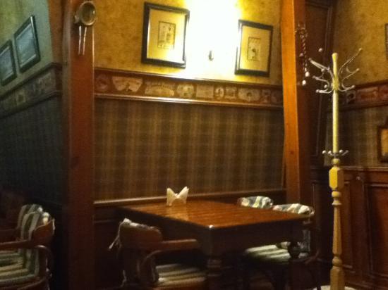 Sundyk Pub: floor 4