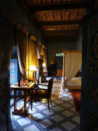 Riyad Al Moussika: Pasha suite