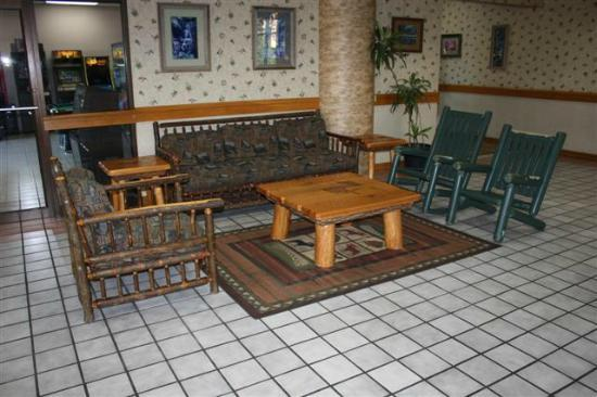 Spirit of the Smokies Condo Lodge: Lobby area