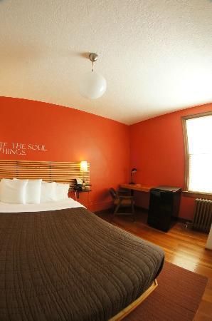 Inn of the White Salmon: Eco-friendly rooms
