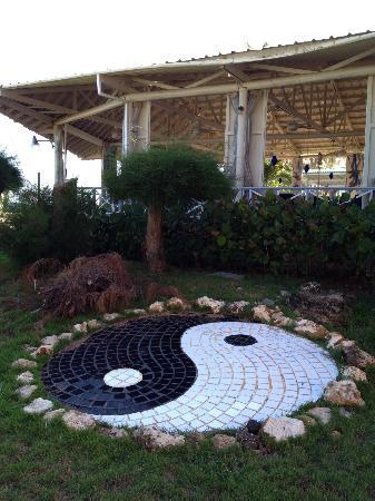 Parador Villas del Mar Hau: Hasta aqui me acompaña el yingyan