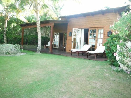 Sanctuary Cap Cana by AlSol: Our place for the week.