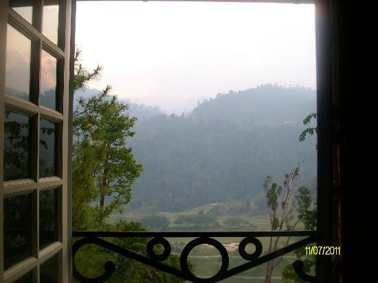 Colmar Tropicale, Berjaya Hills: golf view
