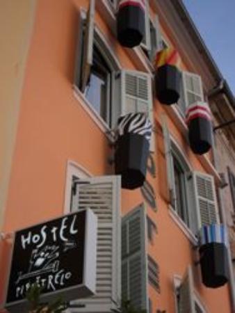 Hostel Pipistrelo: building