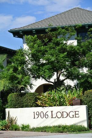 1906 Lodge, A Four Sisters Inn: Main entrance