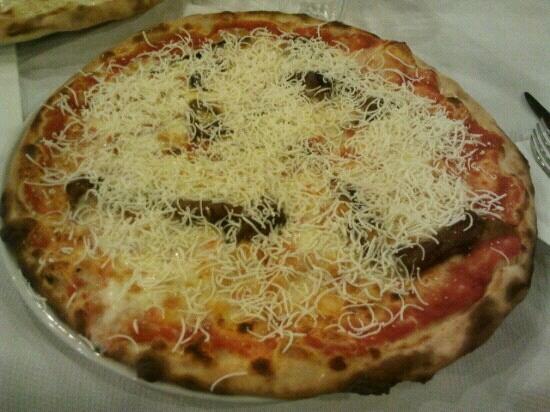 Pizzeria Ionica: pizza norma di una bontà unica