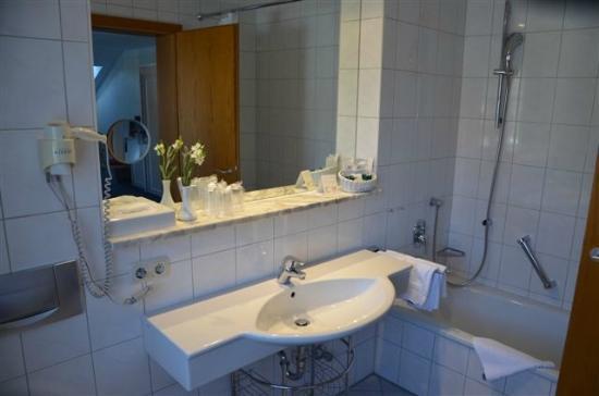 Aktiv-Hotel Schweiger: Badezimmer