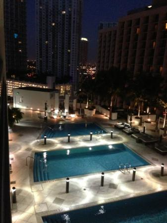 Kimpton EPIC Hotel: view of the pool
