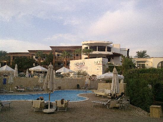 The Royal Savoy Sharm El Sheikh: vue