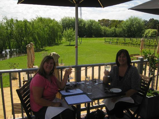 Stillwater at Crittenden: Lunching on a lazy afternoon