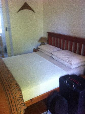 Celtic Bushman B&B: Das Schlafzimmer