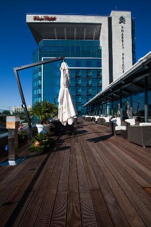 Kharkiv Palace Premier Hotel: Terrace Grill Restaurant