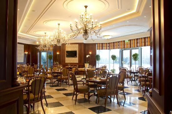 Kharkiv Palace Premier Hotel : Amadeus Restaurant
