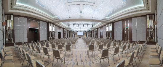 Kharkiv Palace Premier Hotel : Grand Ballroom