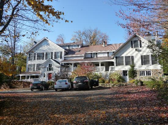 Snow Goose Inn: Simpatia e cucina