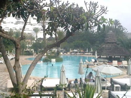 فندق ريو تيكيدا بيتش: PLENTY OF SPACE FOR SECLUSION