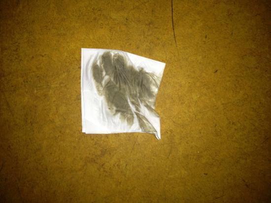 Bruegel Youth Hostel: Boden nach einal wischen