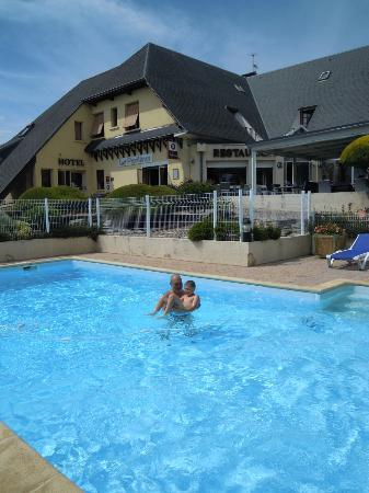 Inter Hotel Les Peyrieres : un site très agréable
