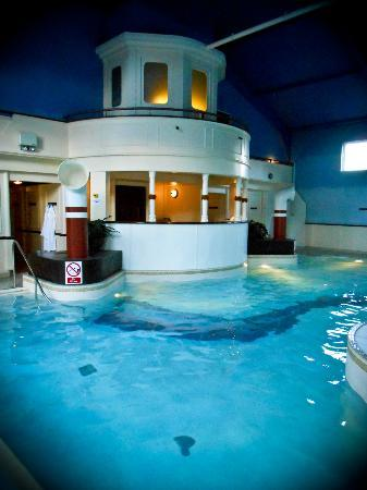 Alton Towers Spa: The Ship theme at the spa