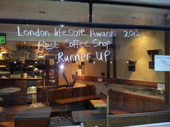 London Best Coffee Shop Runner Up Picture Of Wild Wood