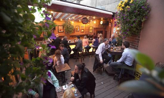 O Neill 180 S Fully Refurbished Roof Top Beer Garden Picture