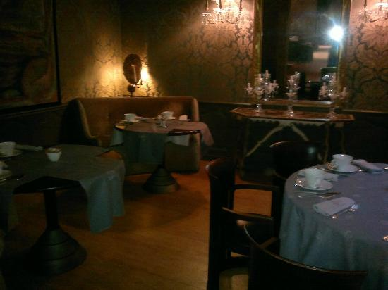 Cour des Loges: les loges restaurant