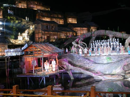 Tianmen Fox Fairy Show