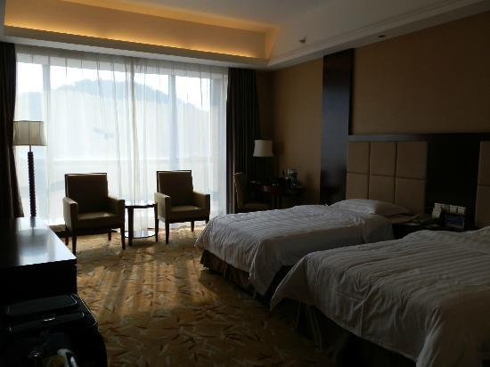 Dacheng Shanshui International Hotel: twin room