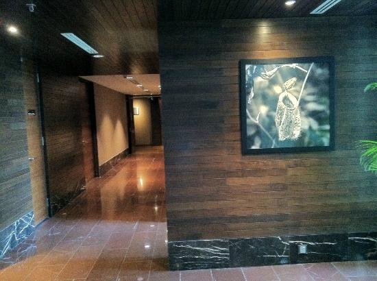 GTower Hotel: corridoor