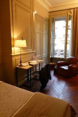 La Chambre d'Hugo : Beautiful room