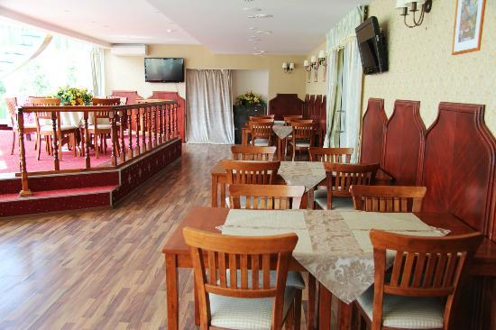 Humala Guest House : Cafe