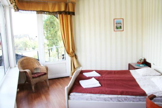 Humala Guest House : Quadruple Room