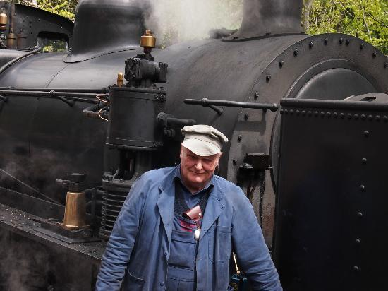 Puffing Billy Railway: Kindly posing for the camera!