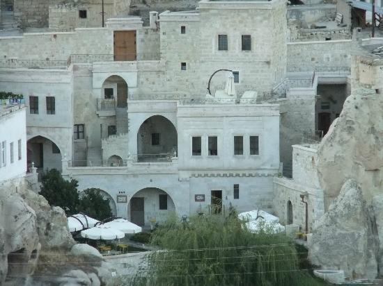 Tafoni Houses: Vista general.