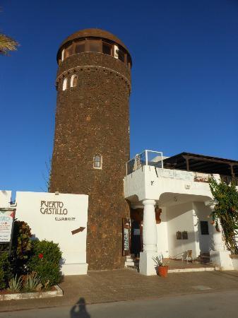 Barceló Fuerteventura Thalasso Spa: Faro restaurant tower