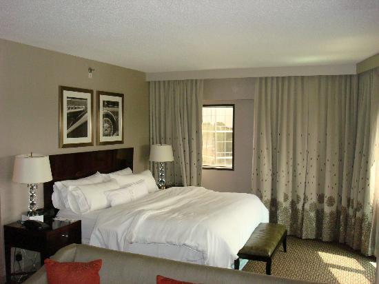 The Westin Southfield Detroit: Bedroom