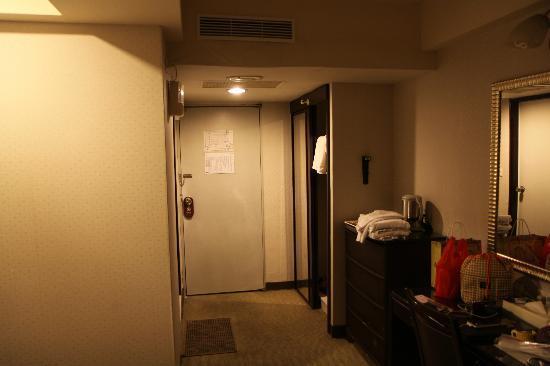 ECFA Hotel Tainan : 部屋