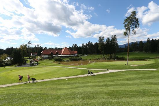 Radomlje, Словения: Golf Arboretum