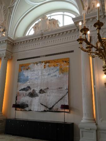 Beau-Rivage Palace: Saal