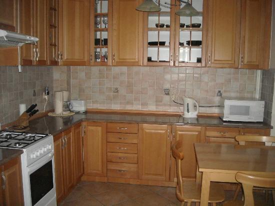 old town apartments varsavia - cucina