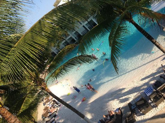 Peppers Beach Club: View of the pool