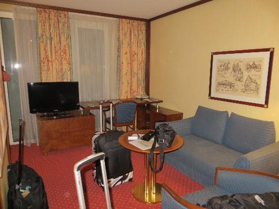 Derag Livinghotel Prinzessin Elisabeth: Living area
