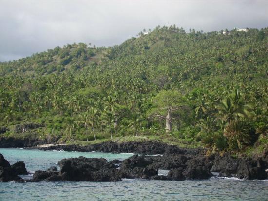 Grande Comore, Comoros: Sill better