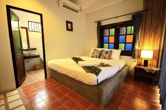 Coco Lanta Resort : superior room